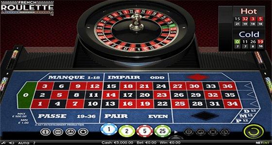 Top jocuri la casino online Ruleta franceză