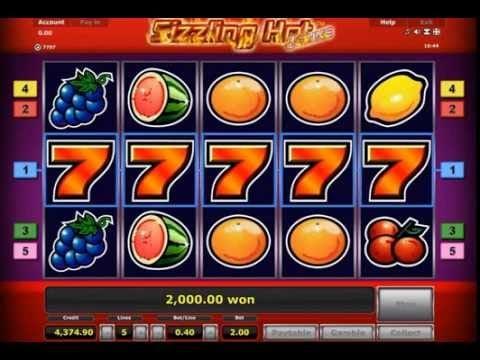 Top jocuri la Casino Online - Sizzling Hot deluxe