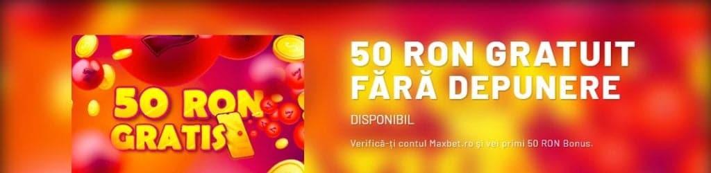 Maxbet Casino bonus fără depunere