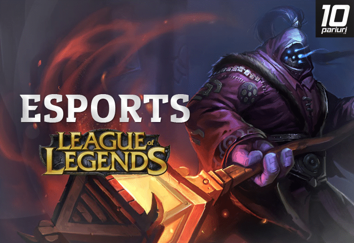 esports league of legends