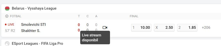 superbet stream disponibil