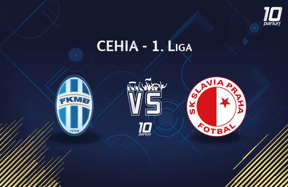 Mlada Boleslav - Slavia Praga ponturi fotbal