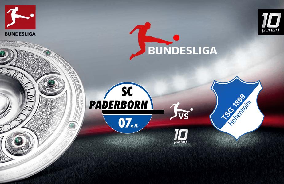 paderborn - hoffenheim pronosticuri 23.05.2020 - 1