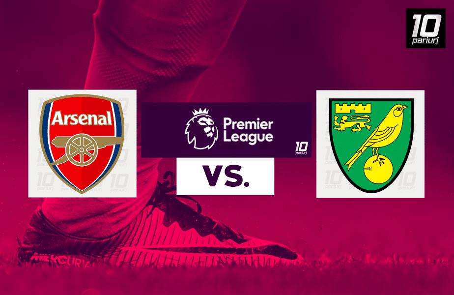Arsenal - Norwich ponturi pariuri