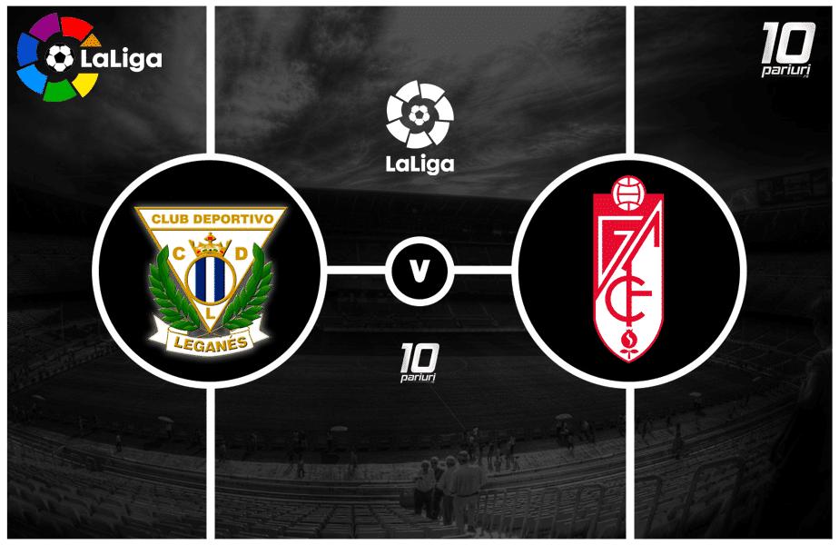 Leganes - Granada pronosticuri fotbal