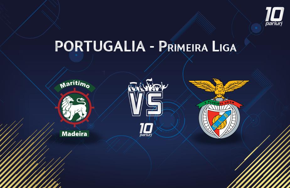Maritimo - Benfica pronosticuri fotbal