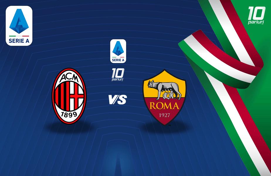 Milan - Roma pronosticuri fotbal