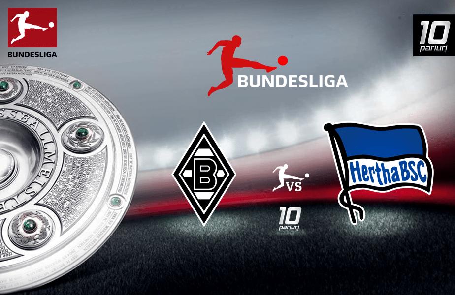 Monchengladbach - Hertha pronosticuri pariuri