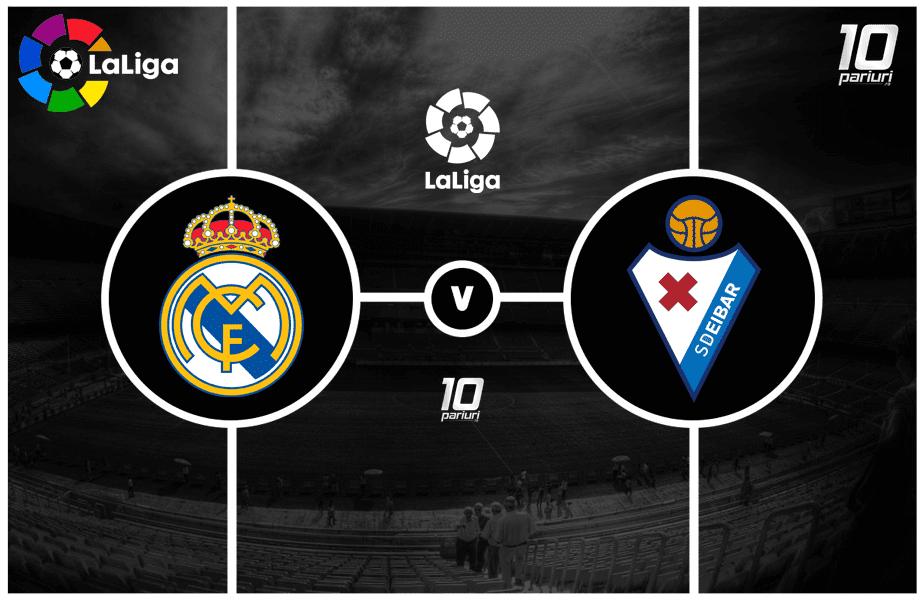 Real Madrid - Eibar