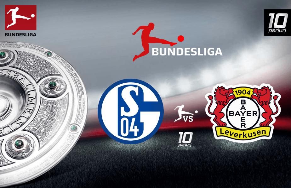 Schalke-Leverkusen ponturi pariuri 06122020