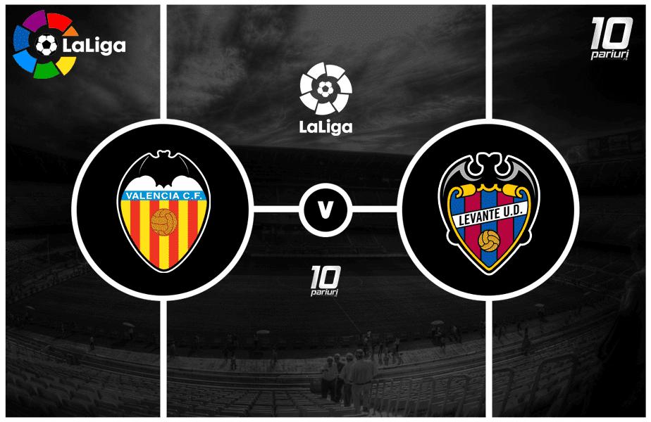 Valencia - Levante ponturi pariuri