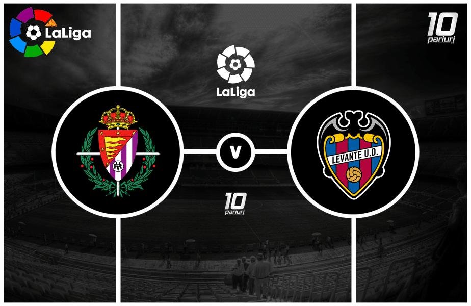 Valladolid - Levante ponturi pariuri 27112020