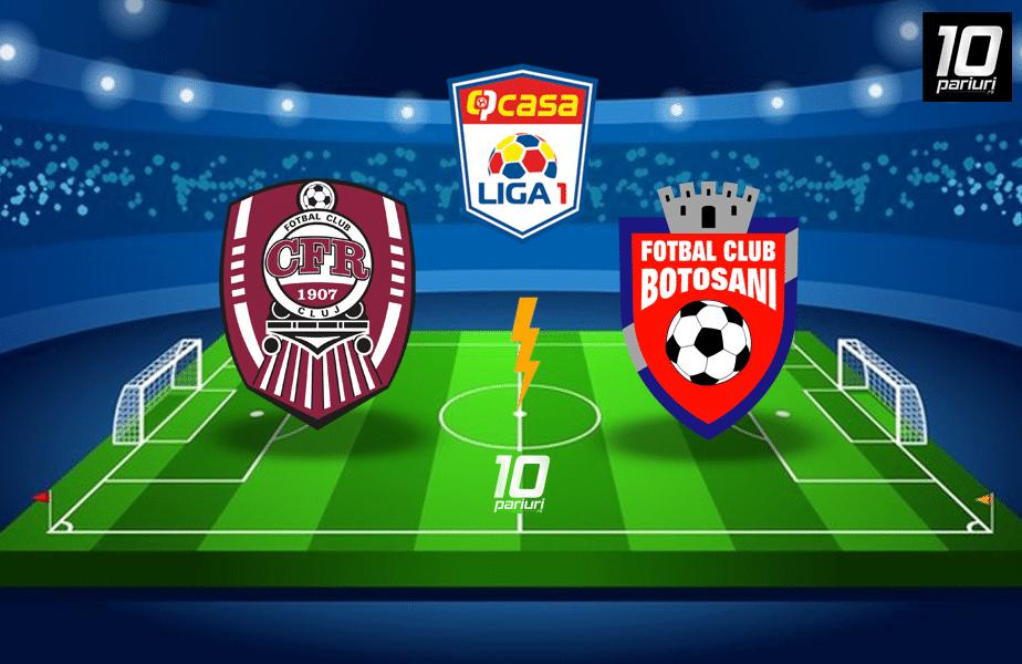 CFR Cluj - Botosani ponturi pariuri