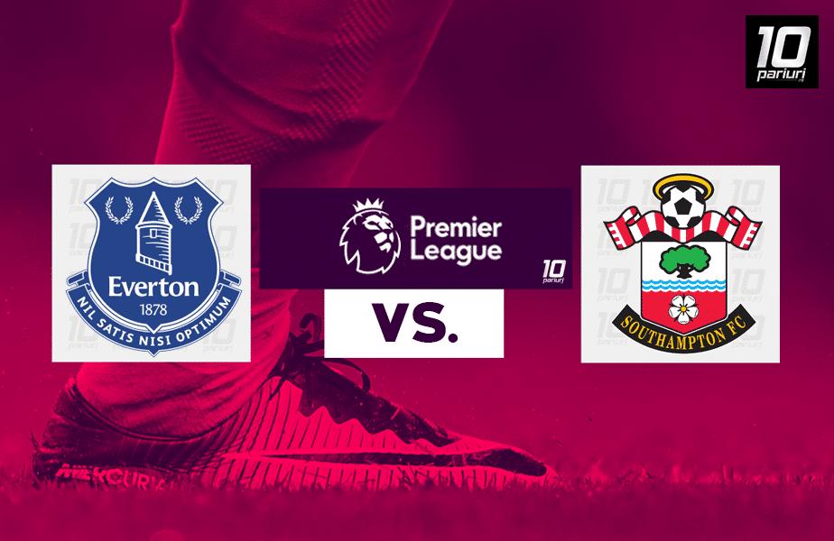 Everton - Southampton ponturi pariuri