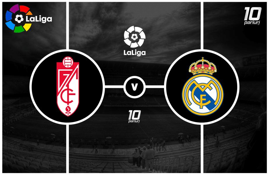 Granada - Real Madrid ponturi pariur