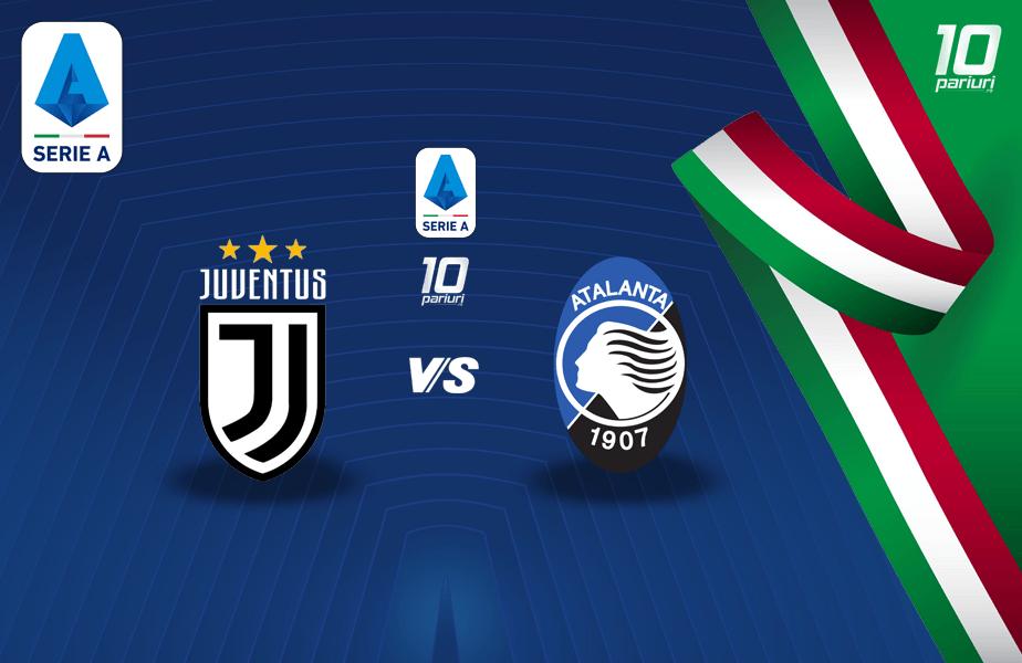 Juventus - Atalanta ponturi pariuri