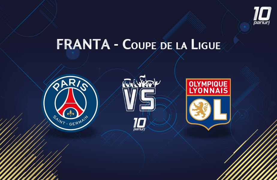 PSG - Lyon ponturi pariuri