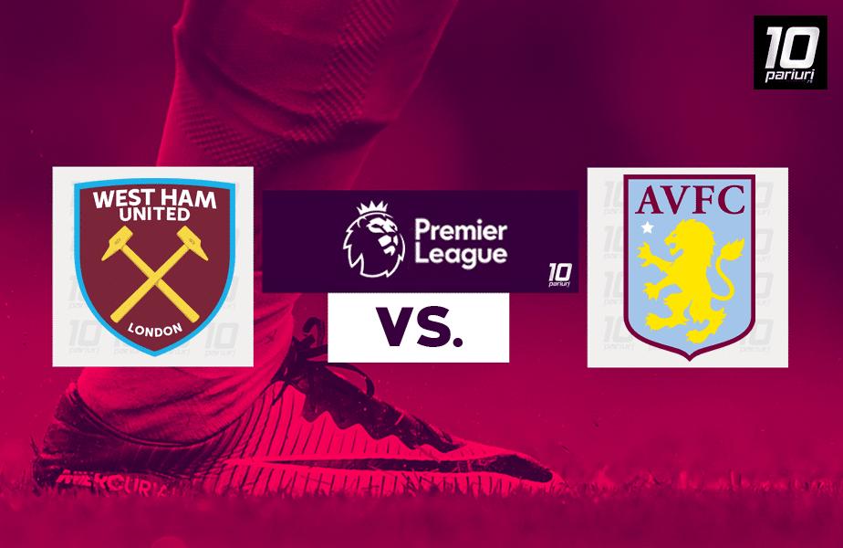 West Ham - Aston Villa ponturi pariuri 30112020