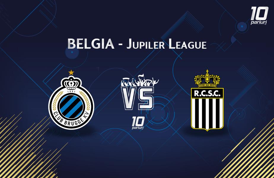 Club Brugge - Charleroi ponturi pariuri