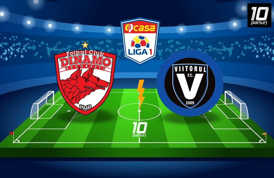 Dinamo - Viitorul ponturi pariuri