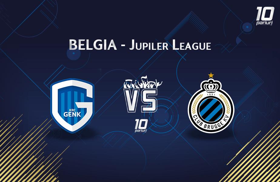 Genk - Club Brugge ponturi pariuri