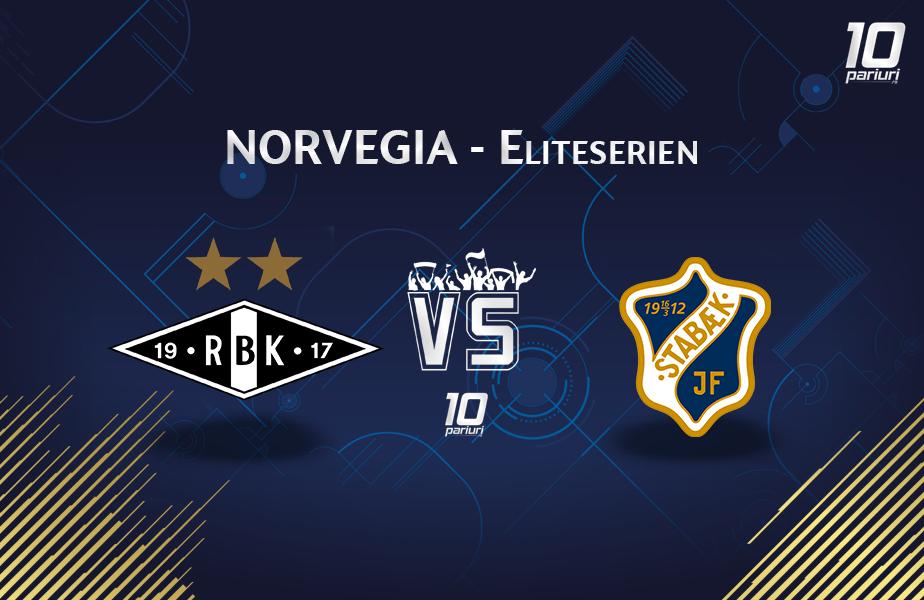 Rosenborg Stabaek ponturi pariuri 30 08 2020