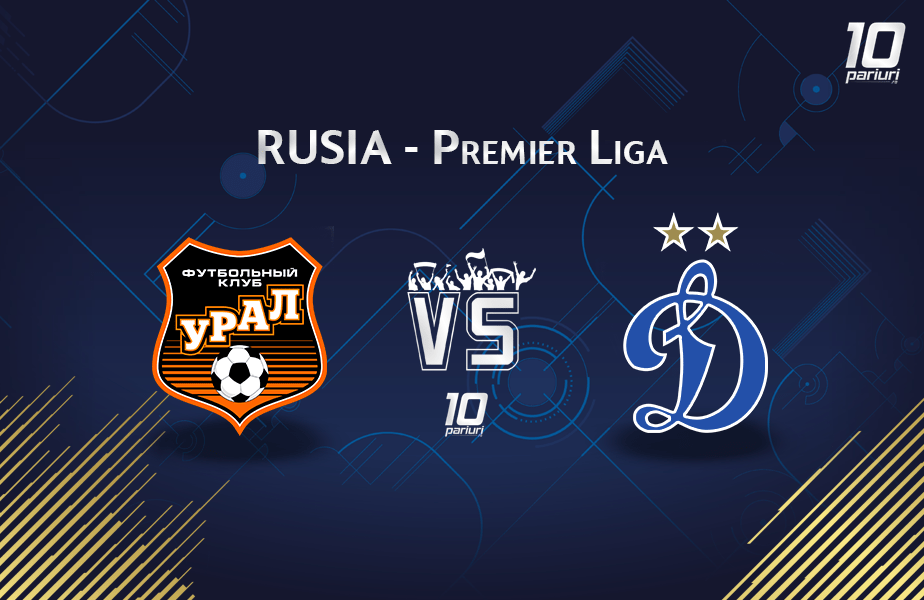 Ural - Dinamo Moscova ponturi pariuri
