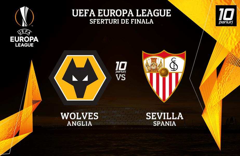 Wolves - Sevilla ponturi pariuri
