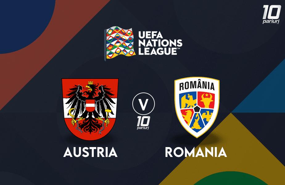 Austria - Romania ponturi pariuri