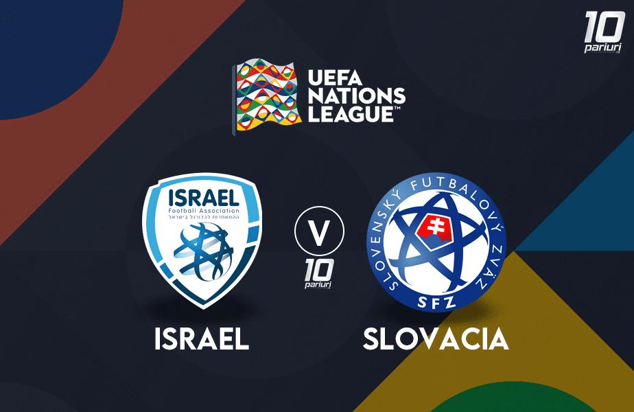 israel - slovacia ponturi pariuri
