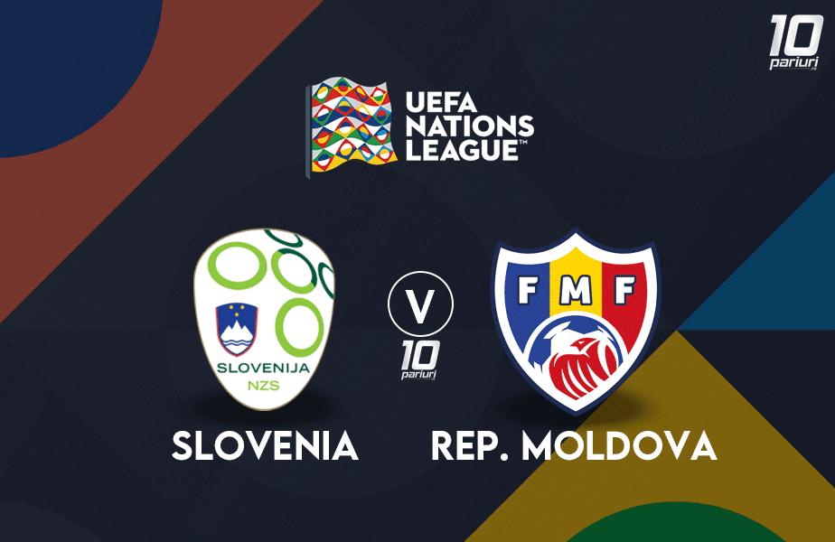 Slovenia Moldova ponturi pariuri 06092020