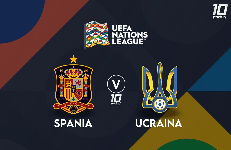 Spania - Ucraina ponturi pariuri