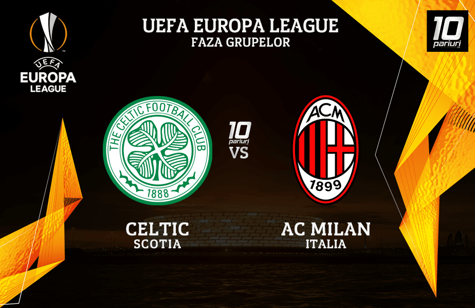 Celtic - AC Milan ponturi pariuri 22102020