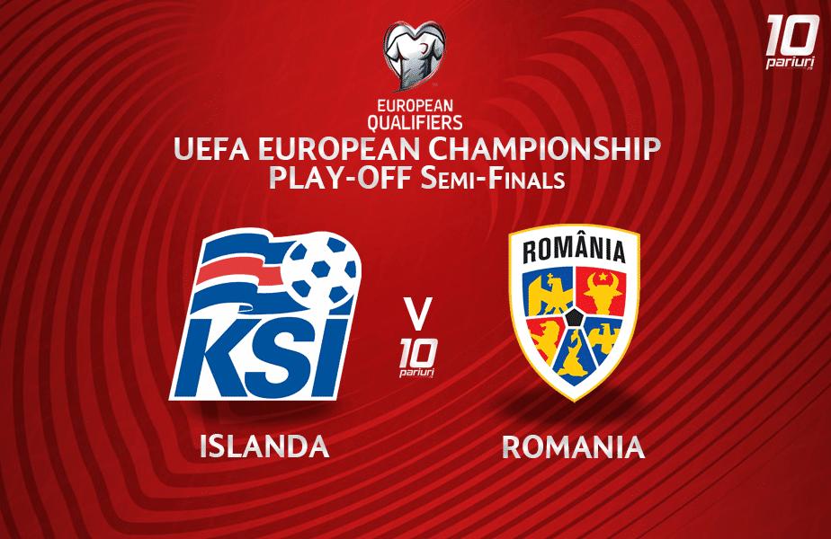 Islanda - Romania ponturi pariuri