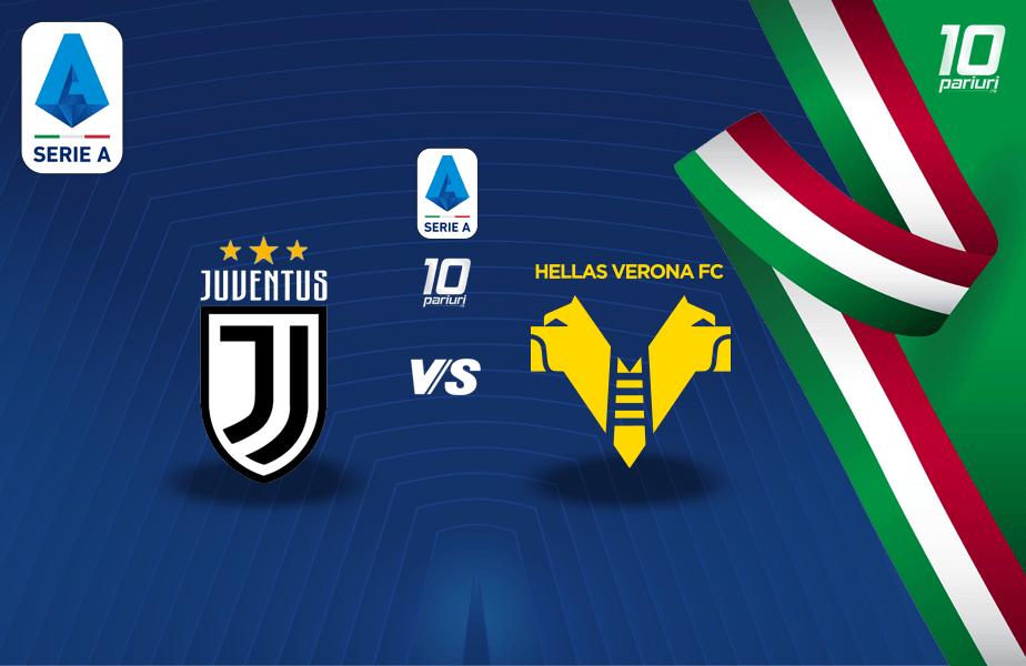 Juventus - Verona ponturi pariuri 25102020