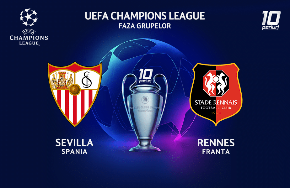 Sevilla - Rennes ponturi pariuri 28102020