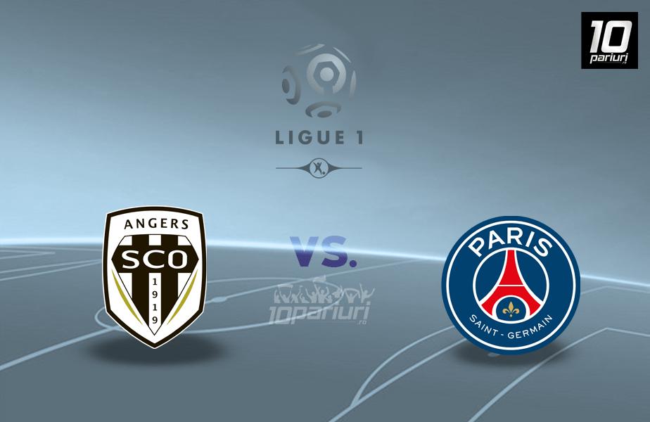 Angers - PSG - pronosticuri pariuri 16012021