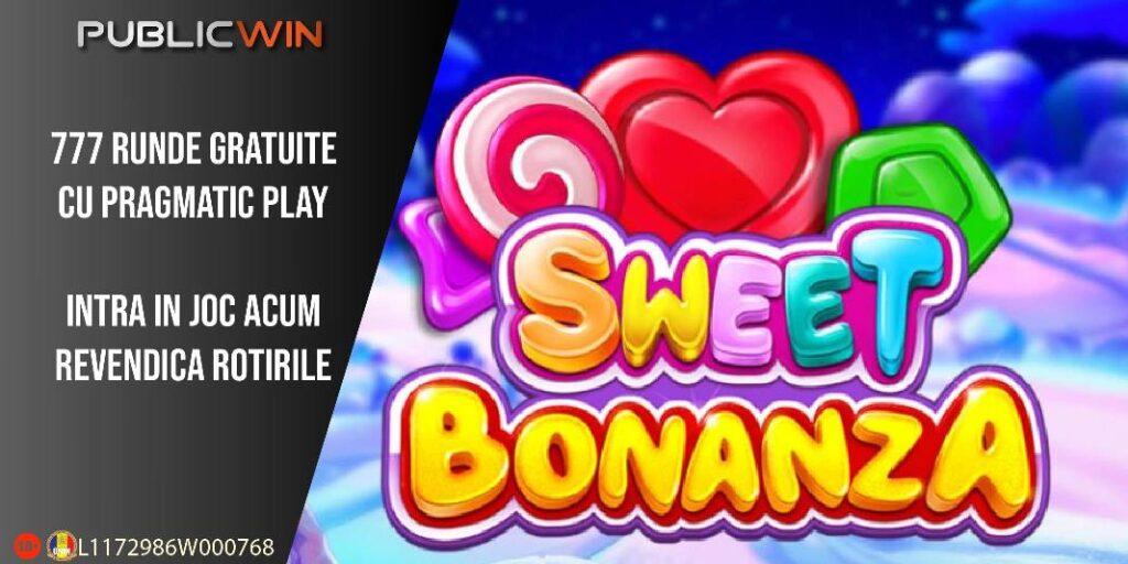 promotie sweet bonanza