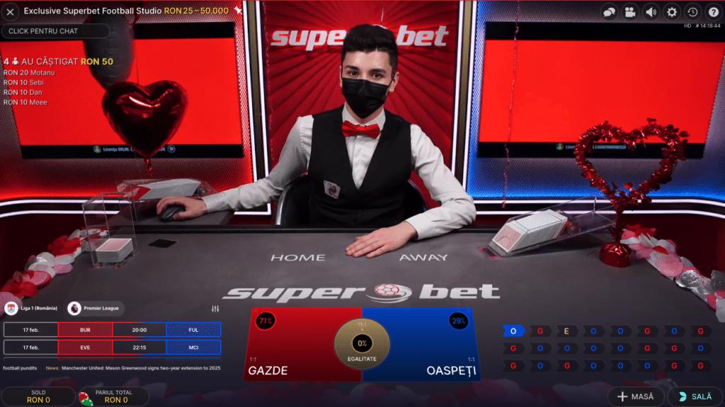 Cazinou Live La Magic Jackpot