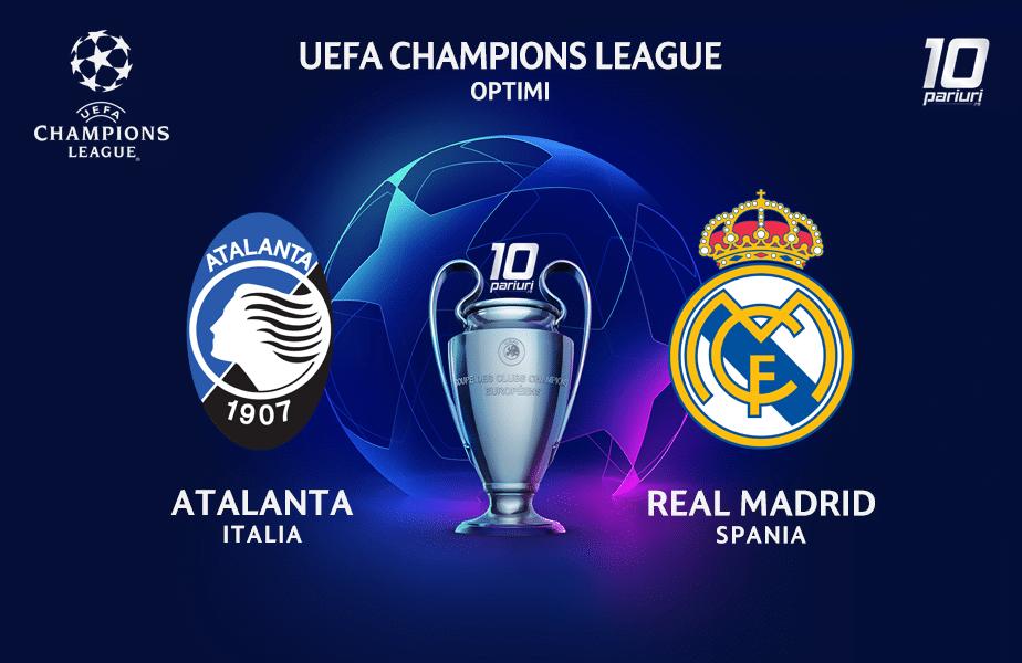 Atalanta Real Madrid Ponturi Pariuri