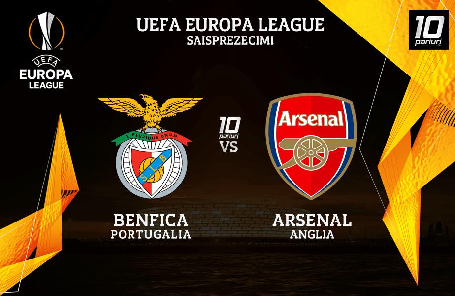 Benfica Arsenal Ponturi Pariuri