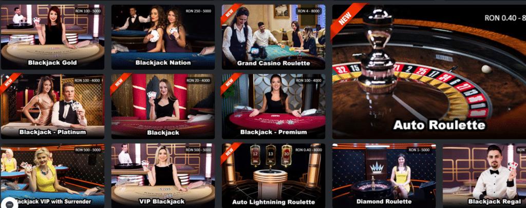Casino Live Winbet