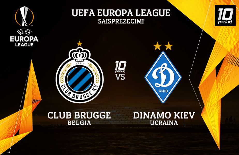 Club Brugge Dinamo Kiev Ponturi Pariuri