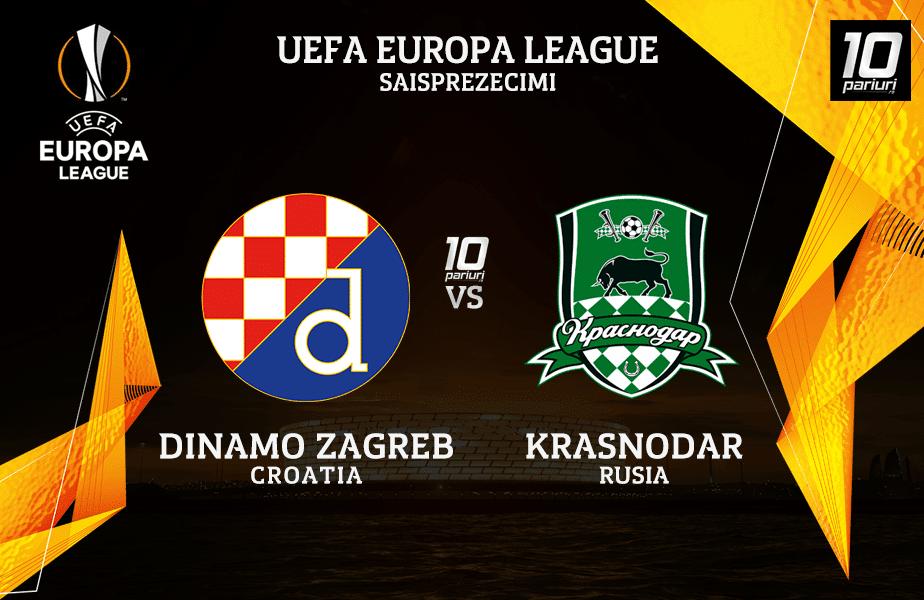 Dinamo Zagreb Krasnodar Ponturi Pariuri