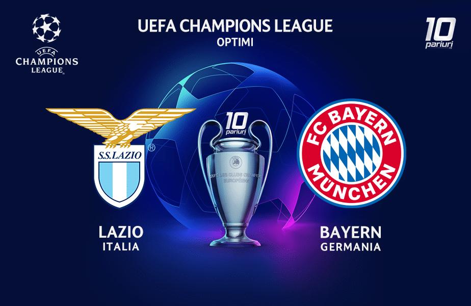 Lazio Bayern Ponturi Pariuri