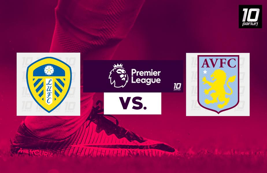 Leeds Aston Villa Ponturi Pariuri