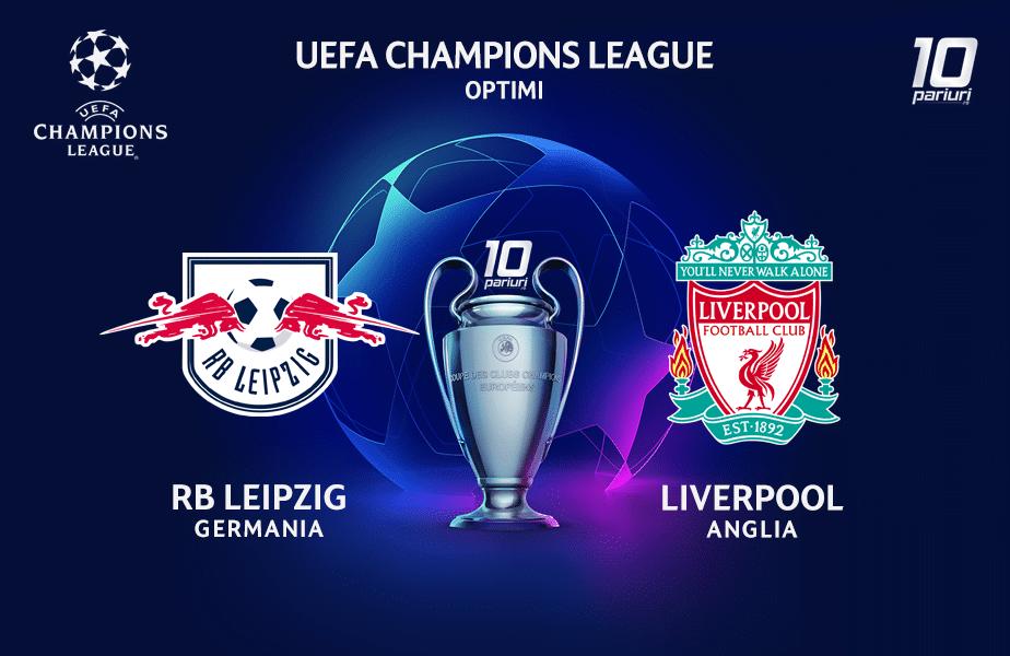 Leipzig Liverpool Ponturi Pariuri