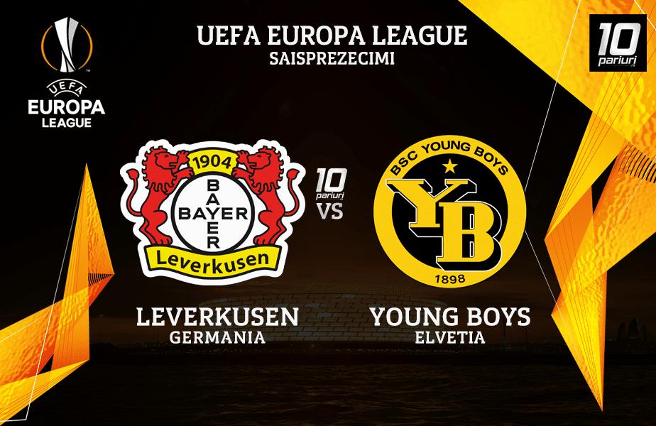 Leverkusen Young Boys Ponturi Pariuri