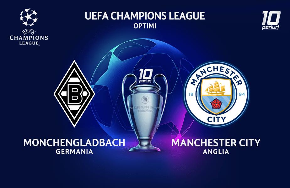 Monchengladbach Manchester City 24022021