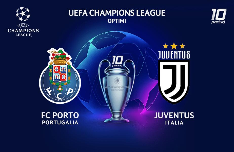 Porto - Juventus - pronosticuri pariuri 17022021